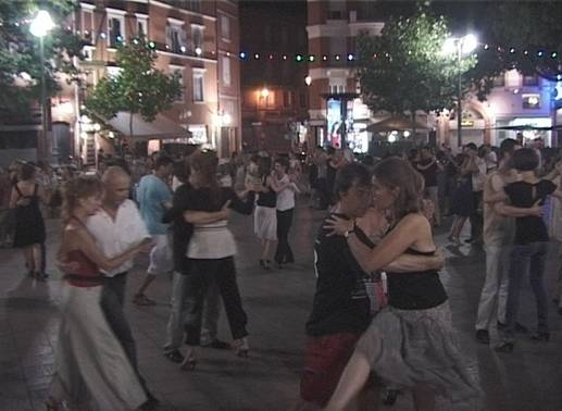 Bal Milonga Place St Georges