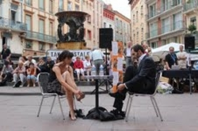 "Spectacle, Initiation, Pratique : ""Tango Epidemia"" (Association Le P'tit Piment Rouge)"