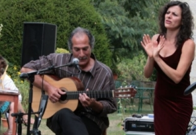 Concert  : « CANTAR » : From Andes to Buenos Aires and outdoor paella