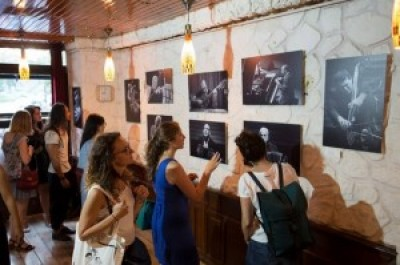"Exhibition ""Retratos Musicales"""